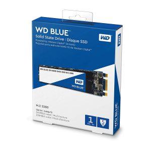 WD Blue 3D NAND 1TB.