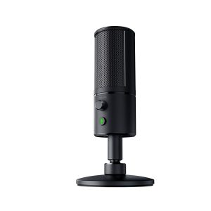 Razer Seiren X USB Streaming Microphone.