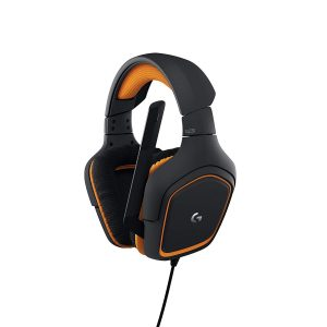 Logitech G231 Prodigy Gaming Headset.