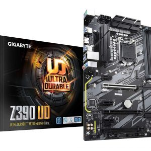 Gigabyte Z390 OUT.