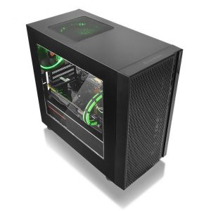 Thermaltake Versa H18 Window Micro Case.