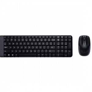 Logitech Wireless Combo MK220 .