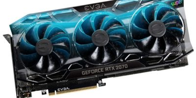 EVGA GeForce RTX 2070 Super Ultra+.