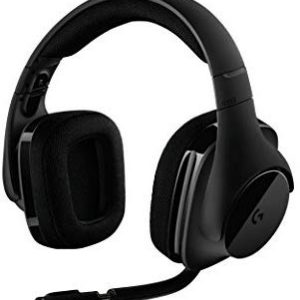 Logitech G533 Wireless Gaming Headset – DTS 7.1.