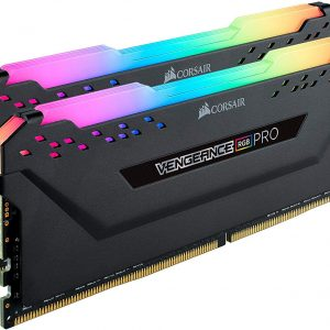 Corsair Vengeance 32GB (2x16GB) DDR4 3200 RGB PRO (PC4-25600).