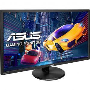 """Asus VP28UQG 28"""" Monitor 4K."""