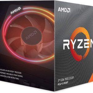 AMD Ryzen 7 3700X 8-Core, 16-Thread Unlocked Desktop Processor with Wraith Prism LED Cooler