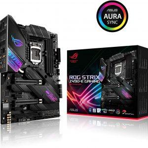 ASUS ROG Strix Z490-E Gaming Z490 (WiFi 6)