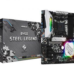 ASRock B450 Steel Legend AM4 AMD