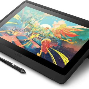 Wacom Cintiq 16 Drawing Tablet with Screen - Small (DTK1660K0A)