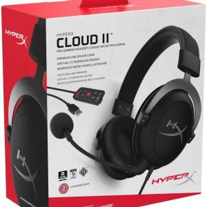 HyperX Cloud II