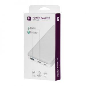 POWER BANK 2E 10000 mAh PD QUICK CHARGE