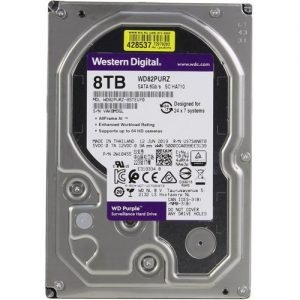 WD Purple 8 Tb