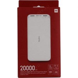 Xiaomi Redmi Fast Charge Power Bank 20000mAh VXN4285GL