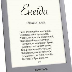 PocketBook 616 Basic Lux 2 Silver (PB616-S-CIS)