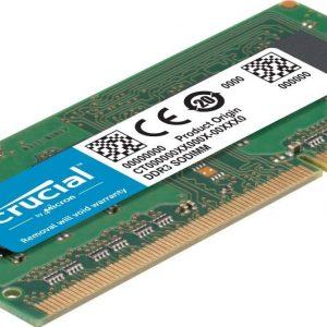 Crucial 4GB Single DDR3L 1600 MT/s (PC3-12800) - CT51264BF160B