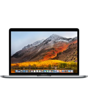 MacBook Pro 13-inch, SPACE GRAY, Model A1708 (Z0UK0000H)