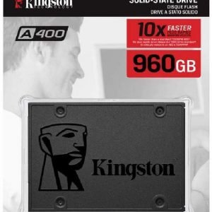 "Kingston 960GB A400 SATA3 2.5"" Internal SSD SA400S37/960G"
