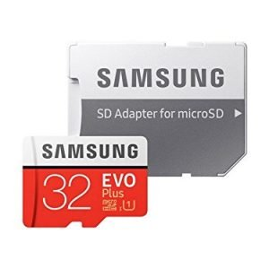 Samsung EVO Plus 32GB Micro-SD