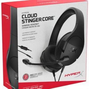 HyperX Cloud Stinger Core PC Black (HX-HSCSC2-BK/WW)