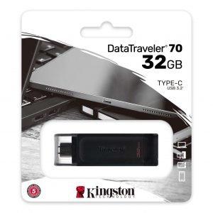 Kingston DataTraveler 70 32GB USB-C