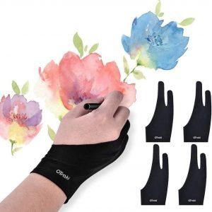 Перчатки OTraki Two Finger 1pcs (Size-L)