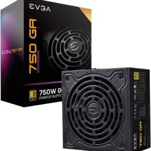 EVGA Super Nova 750 Ga, 80 Plus Gold 750W (220-GA-0750-X1)