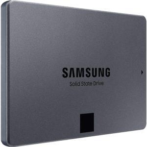 """SAMSUNG 870 QVO SATA III 2.5"""" SSD 4TB (MZ-77Q4T0B)"""