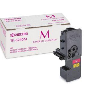 Тонер-картридж Kyocera TK-5240M для P5026cdn/cdw, M5526cdn/cdw (1T02R7BNL0)