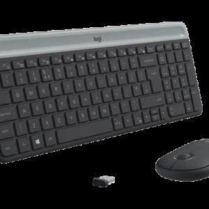 Logitech MK470 Wireless Combo (920-009206)