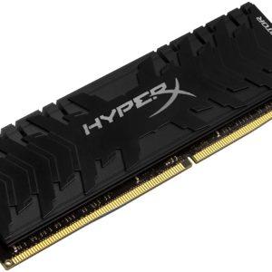 HyperX Predator Black 16GB 3200MHz DDR4 CL16 DIMM XMP Desktop PC Memory (HX432C16PB3/16)