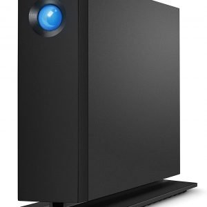 LaCie d2 Professional 4TB External Hard Drive Desktop (STHA4000800) HDD – USB-C USB 3.0 7200 RPM Enterprise Class Drives