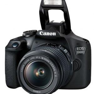 Canon DSLR EOS 2000D BK 18-55 IS II RUK 2728C008-N