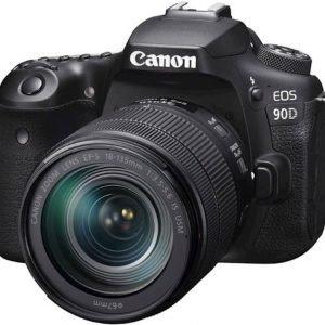 Canon DSLR EOS 90D BK 18-135 S RUK/SEE 3616C029-N